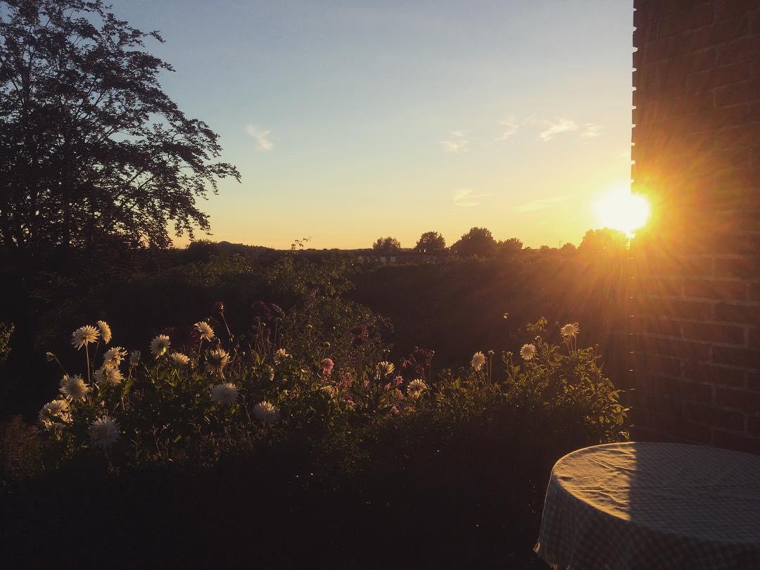 Ytterligare en skön semesterkväll ? #sunset #vacation #semester #peaceful #view