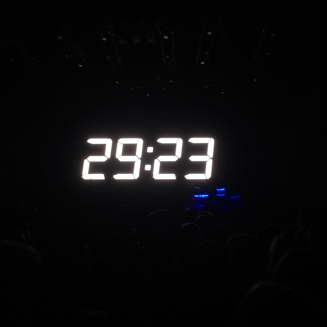 Snart börjar det!! ? #kent #avskedsturnén
